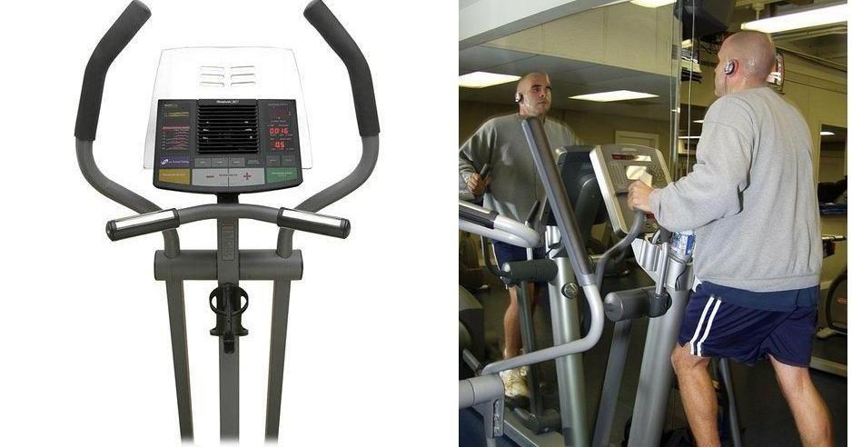 Sirve el eliptico para bajar de peso