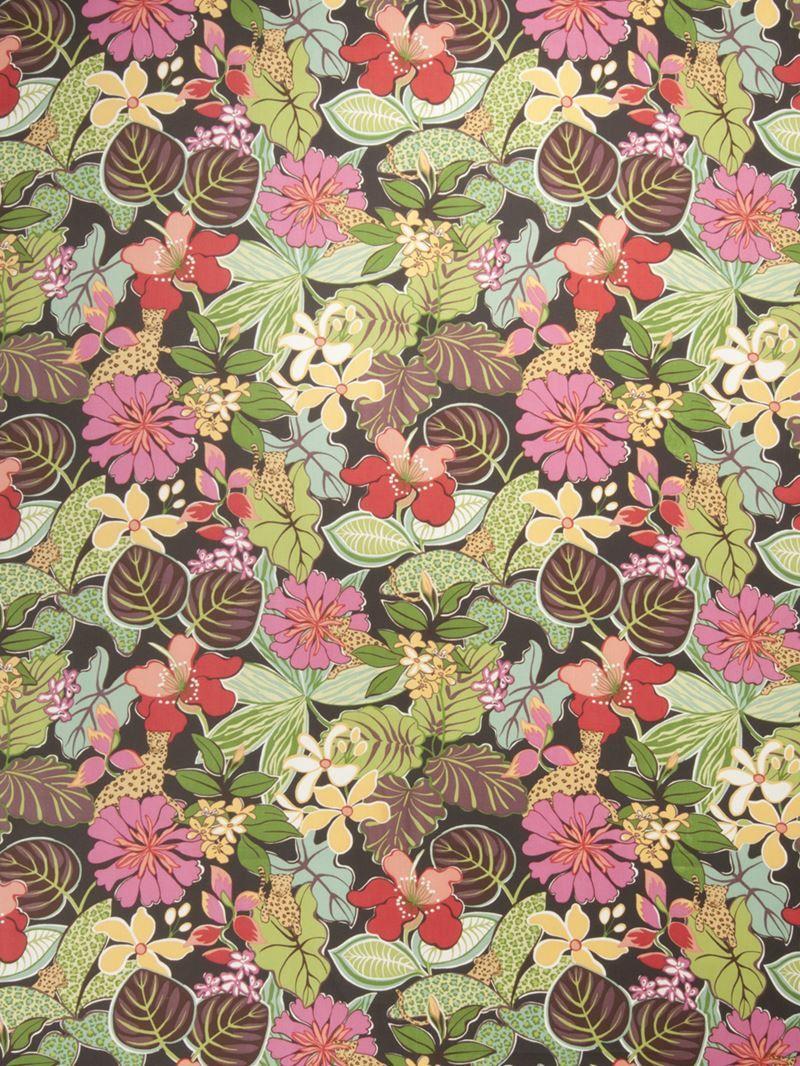 1635001 Divine Secrets Tropic by Fabricut Animal