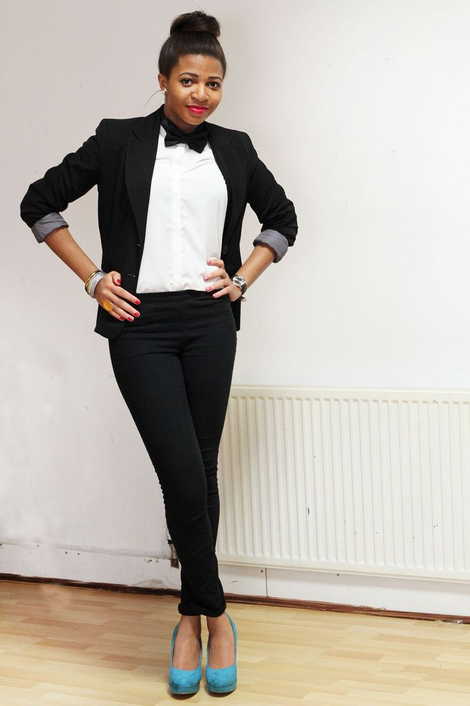 Androgynous Trend, androgynous look, masculine look, boy ...