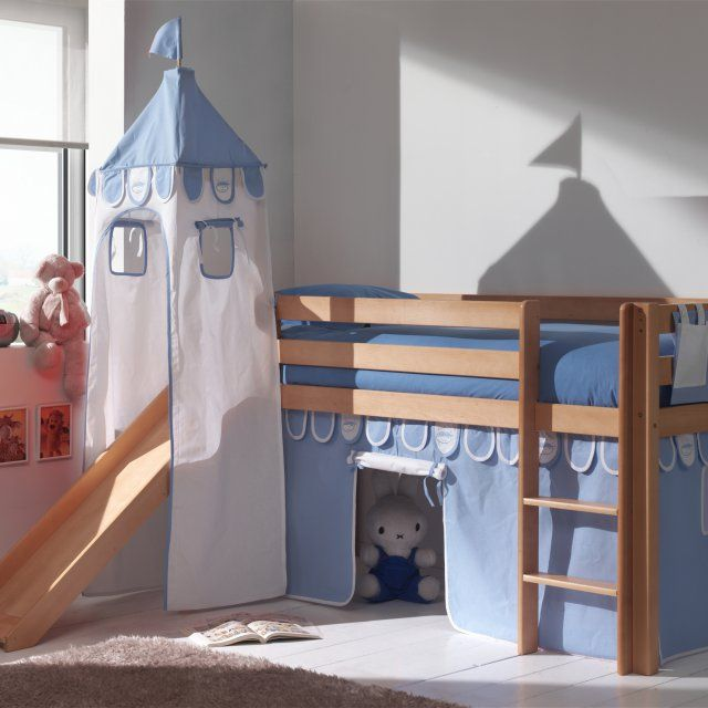 le lit cabane la nouvelle star des chambres d enfants enfants pinterest lit cabane lits. Black Bedroom Furniture Sets. Home Design Ideas