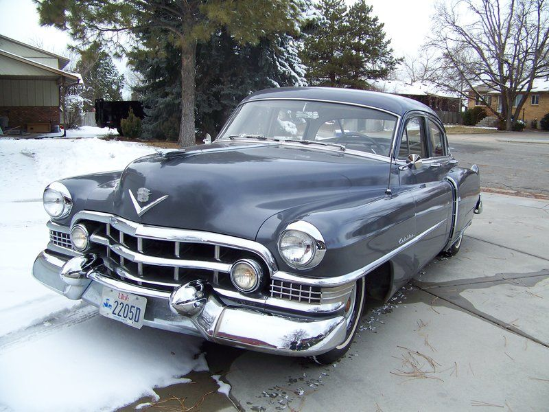 1951 Cadillac series 61 for sale by Owner - Layton, UT