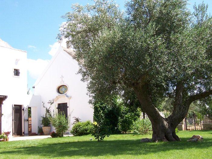 chiesa rurale del 1800 | Abate Masseria |