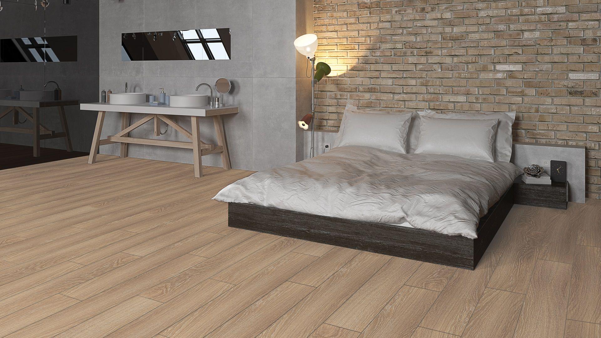 Günün Parkesi Floorpan Natural (Wood) Serisi 10 mm Milano