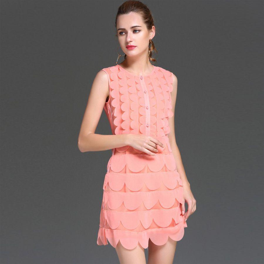 Vestidos casuales ¡13 Diseños de moda! | 101 Vestidos de Moda | 2017 ...