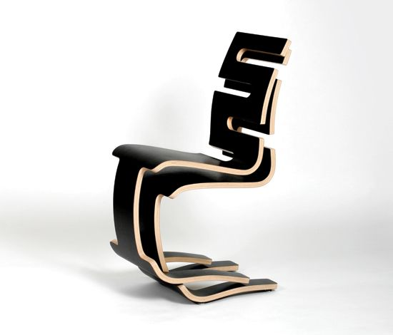Perfect Stack C Chair 2009 Green Furniture Sweden Designer:Johan Berhin Amazing Ideas