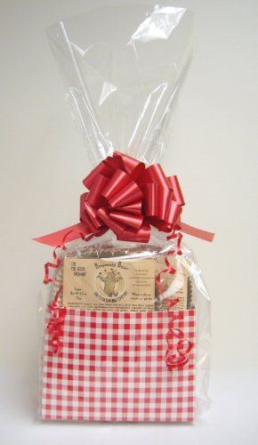 Vegan gluten free fudge brownie gift basket vegan snacks and vegan and gluten free fudge brownie gift basket from sun flour baking co inc at the vegan snacks negle