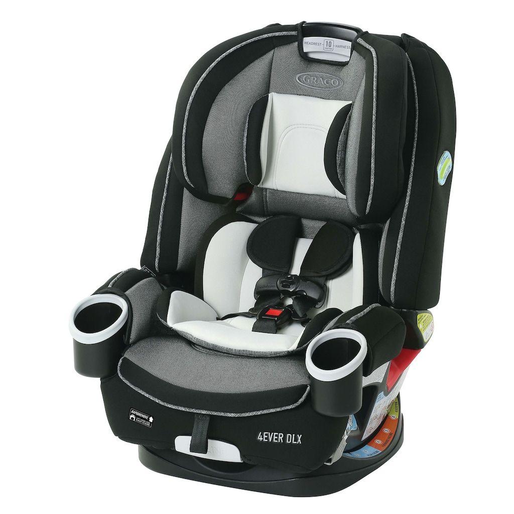 Graco 4ever Dlx 4 In 1 Convertible Car Seat Enxoval De Bebe