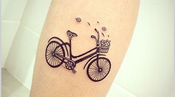 50 Awesome Cycling Inspired Tattoos - Total Women's Cycling