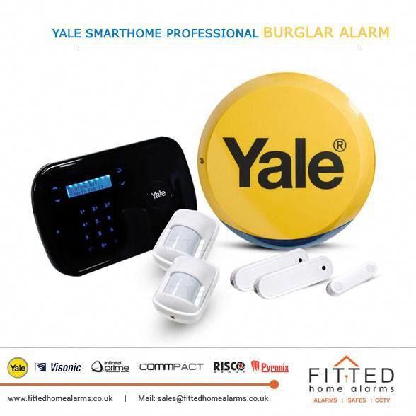 Yale Smarthome Professional Burglar Alarm Phone 0800 193 8727