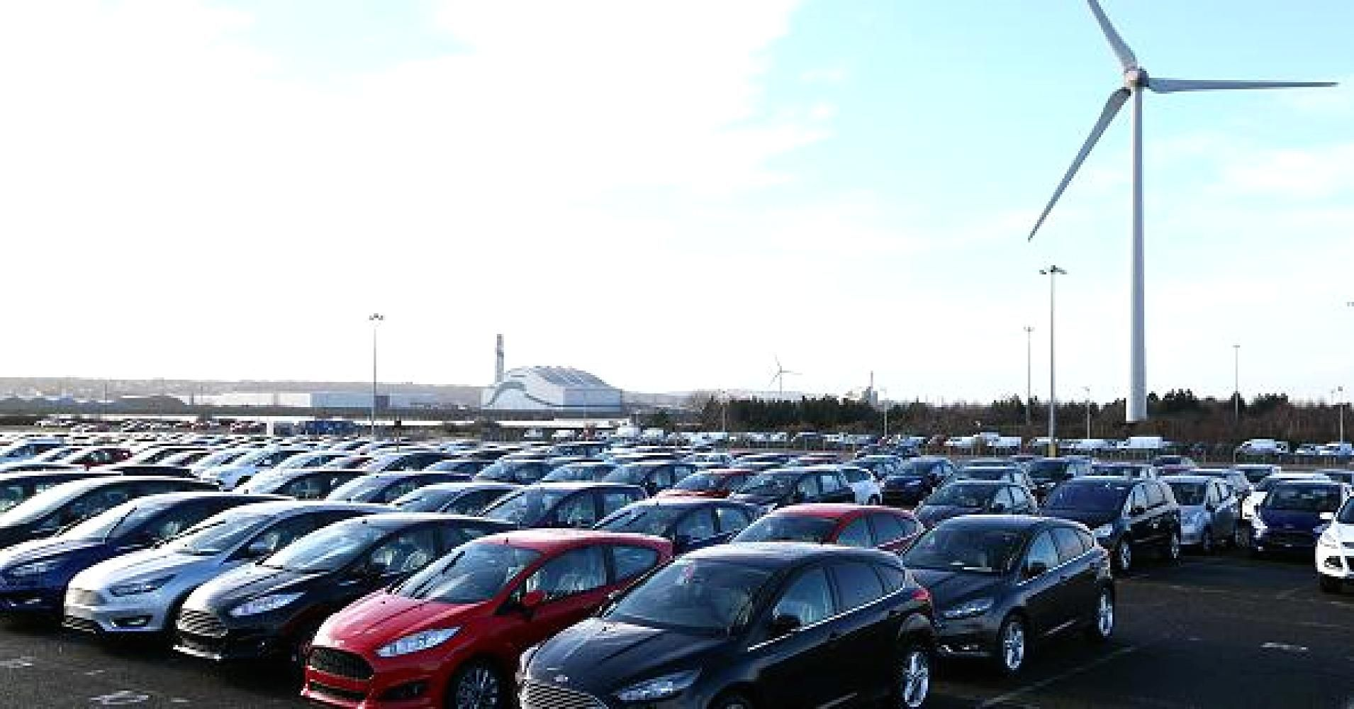 Tax Changes And Diesel Fears Put Heavy Brake On April Uk Car Sales Car Deals Car Cars Uk