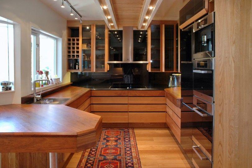 Kjøkken : Designforslag kan 3D-modelleres i nært samarbeide medkundene.