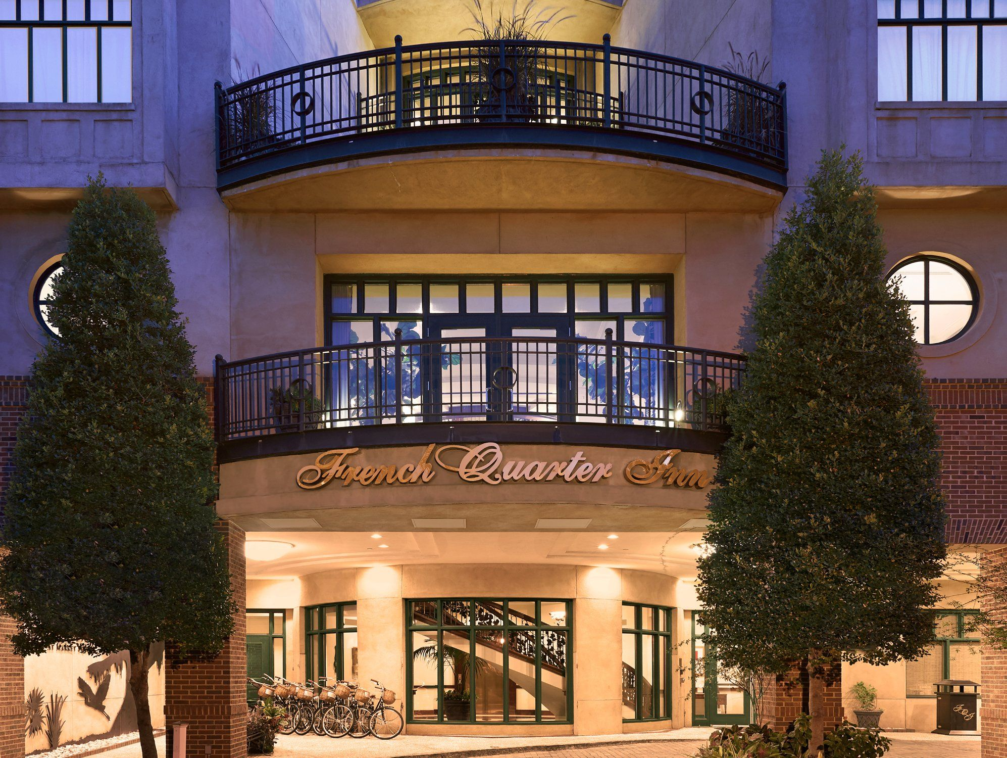 French Quarter Inn Updated 2018 Prices Hotel Reviews Charleston Sc