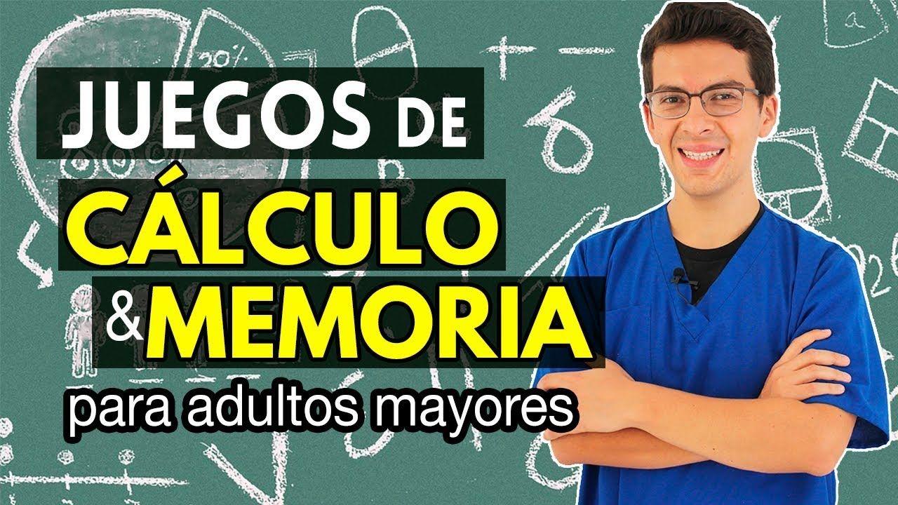 Juegos de Cálculo y Memoria para Adultos Mayores - fichas de estimulació... en 2020 | Juegos ...