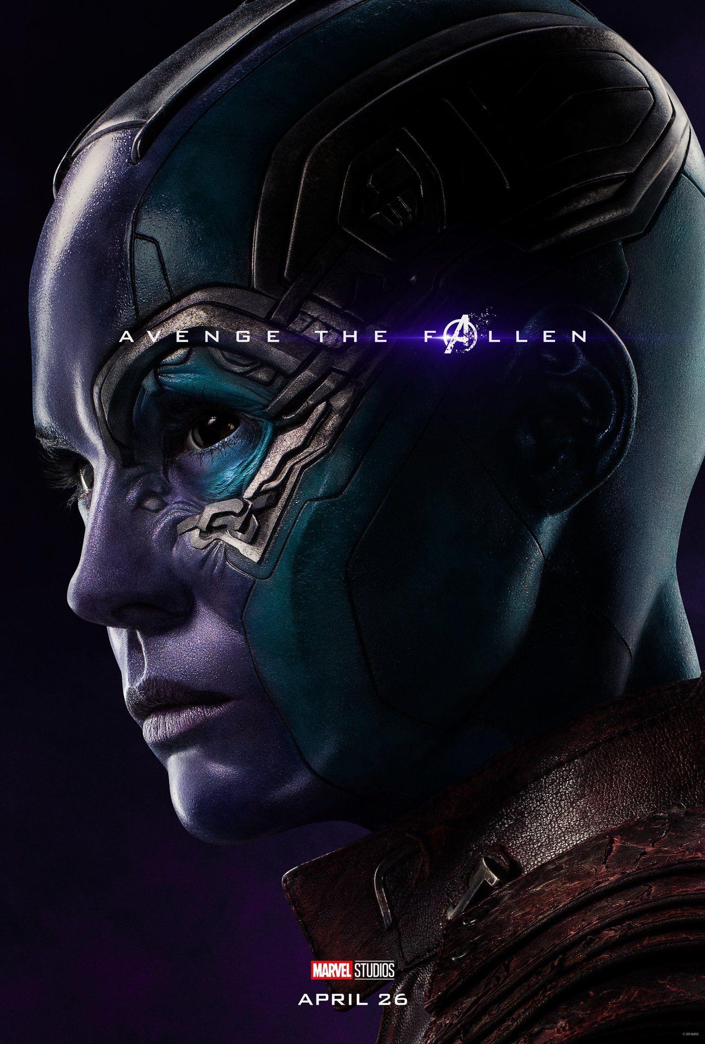 Avengers Movie Poster Meme
