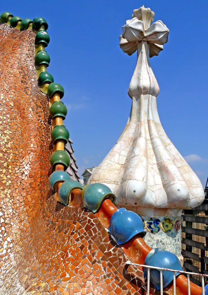 Casa Batlló - Detall