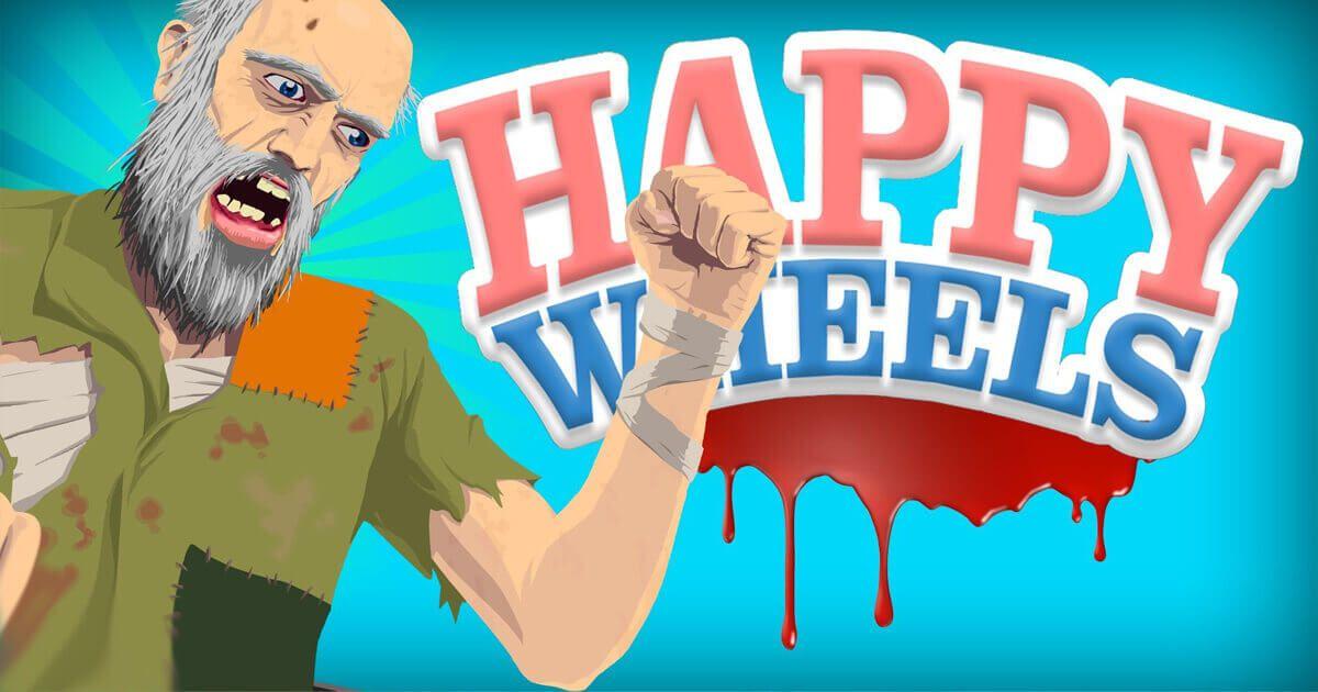 Happy Wheels Demounblocked Games