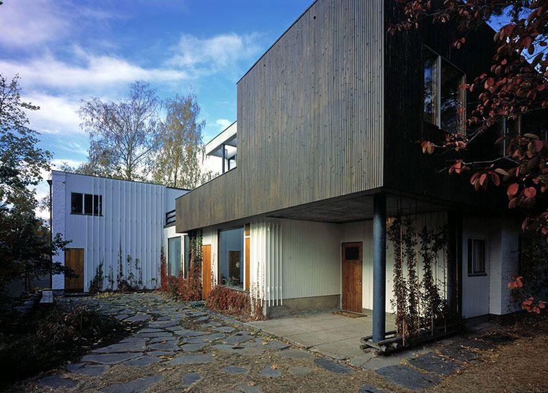 100 Architects' Houses Series: | alvar aalto | Pinterest | Alvar aalto, Architects and House