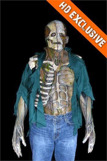 BLOODY ANATOMY SUIT Halloween Costume | voodoo costuming | Pinterest ...