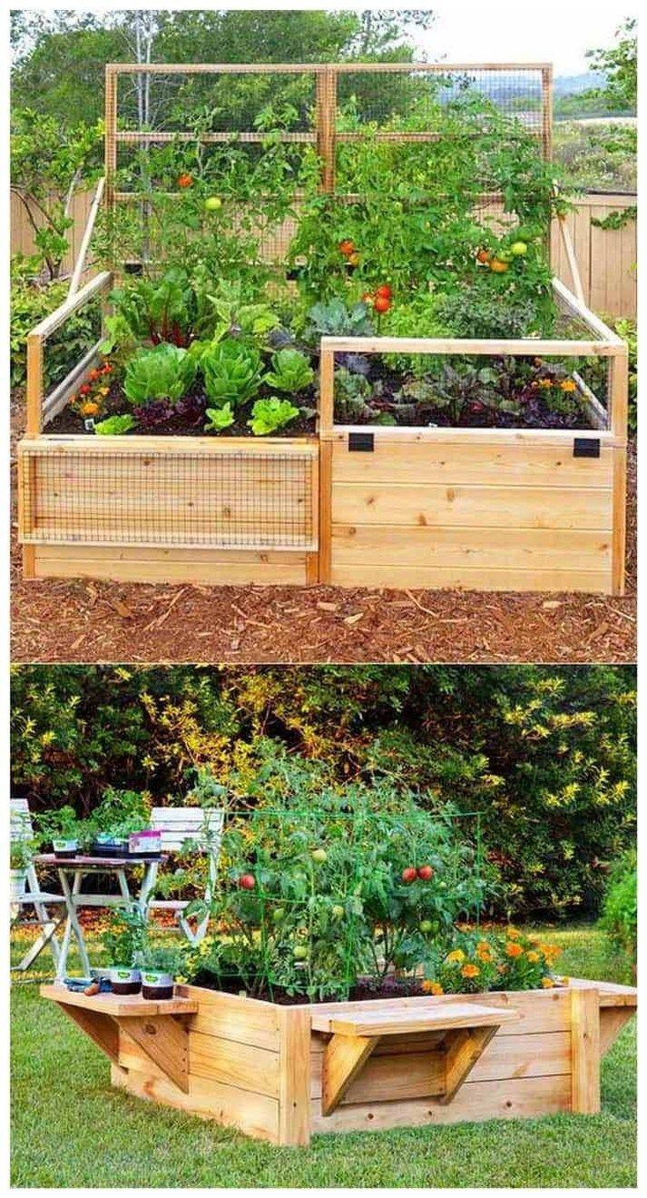 53 Affordable Frontyard and Backyard Garden Landscaping