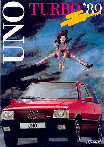 Fiat Uno Turbo 1989 By Snowypictures On Flickr Autos