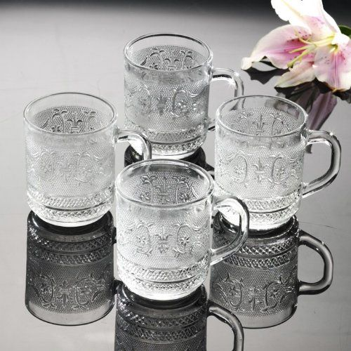 Set OF 24 Renaissance Coffee L Mug Studio Silversmith