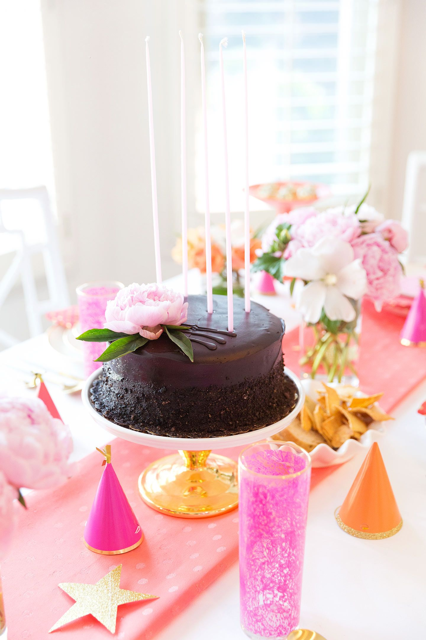 birthday party ideas for adults from appetizers to