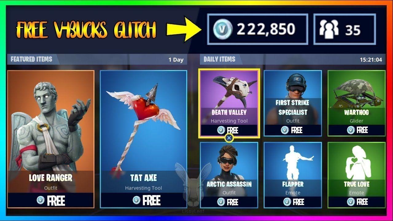 Free v bucks epic games | How to get FREE V - 2018-08-29