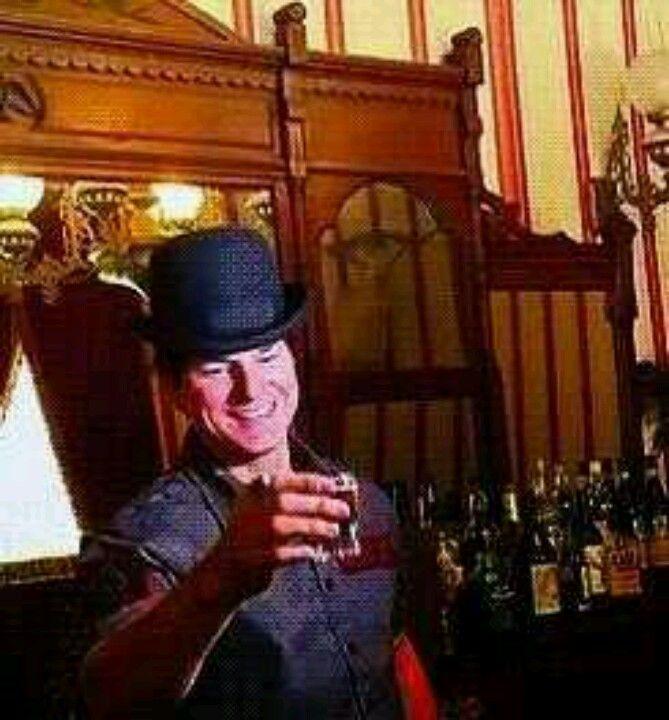 Whiskey...or rootbeer...hmmmmm