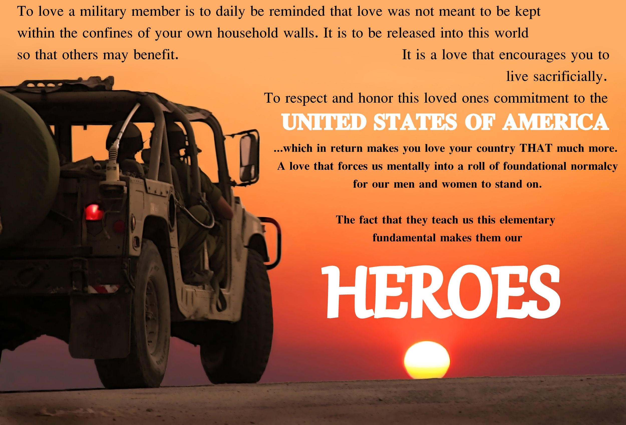 military hero quote air force army navy marines