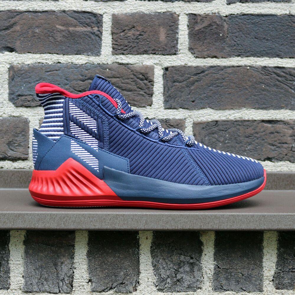 AQ0036 Adidas D Rose 9 Men Shoes