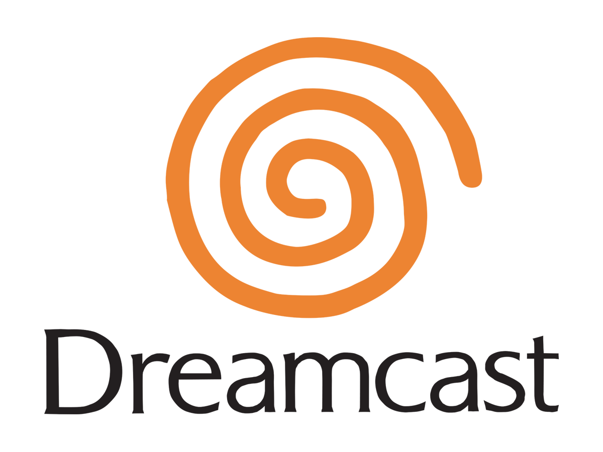 Sega Dreamcast Sega Logos Gaming Blog