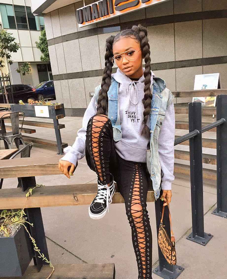 Black Girl Fashion: Aerin Creer (@aerincreer) On