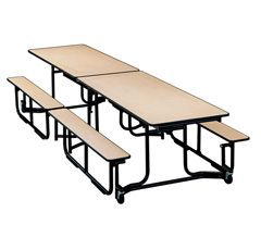 Swell Folding Tables For Cafeterias Collapsible Tables Allow For Machost Co Dining Chair Design Ideas Machostcouk
