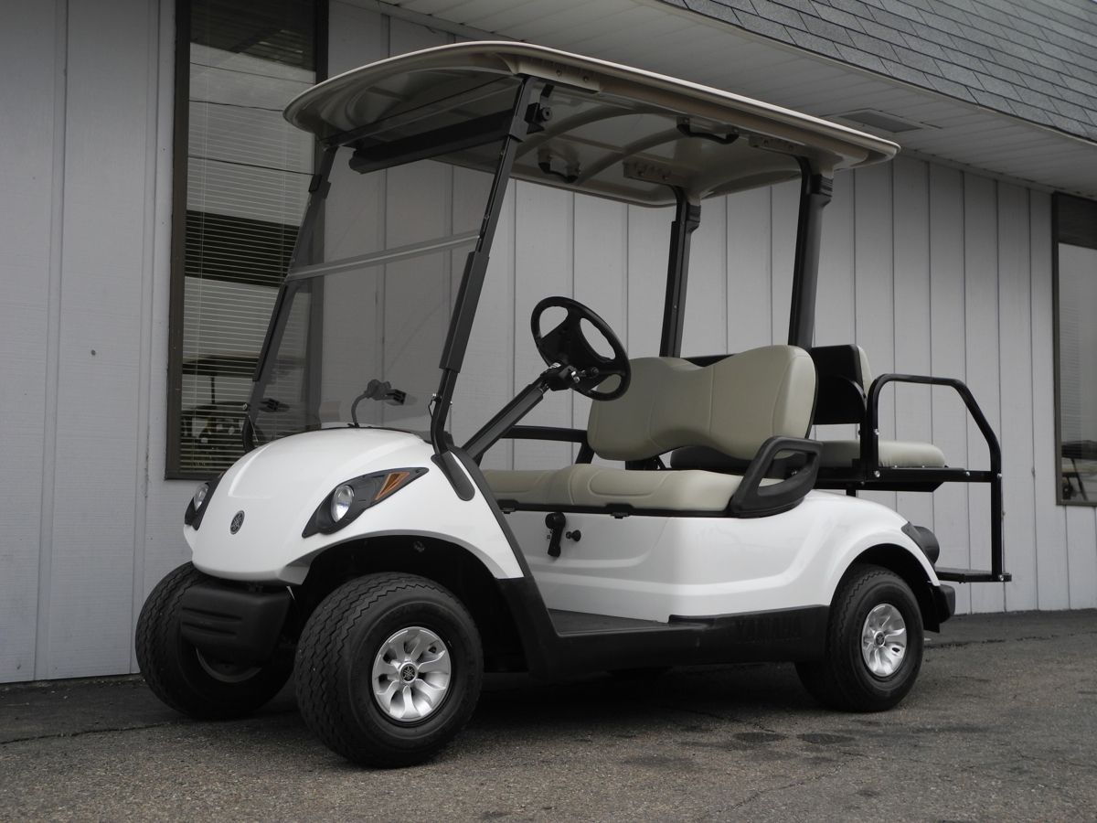 Pin By Power Equipment Solutions On Used Golf Carts Yamaha
