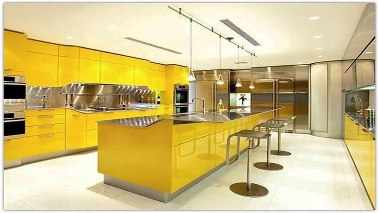 hinreißende gelbe küche design die sie'll wollen um zu