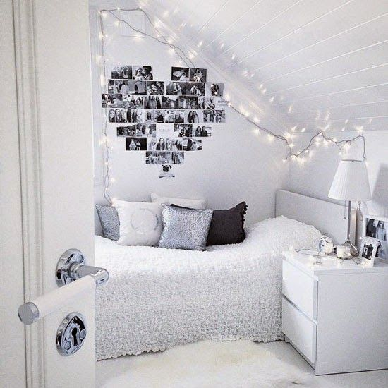 FAIRY LIGHTS (mommo design) | Bedrooms, Room and Blog