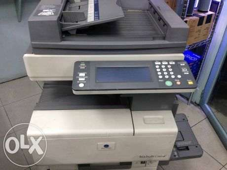 Copier Konica Bizhub C350 Color Photocopier Printer Xerox Machine