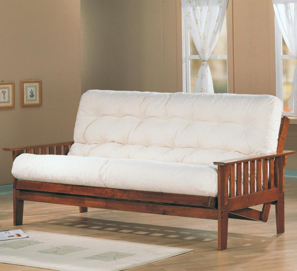 Futon Mattress Covers Walmart Futon Living Room Futon Frame