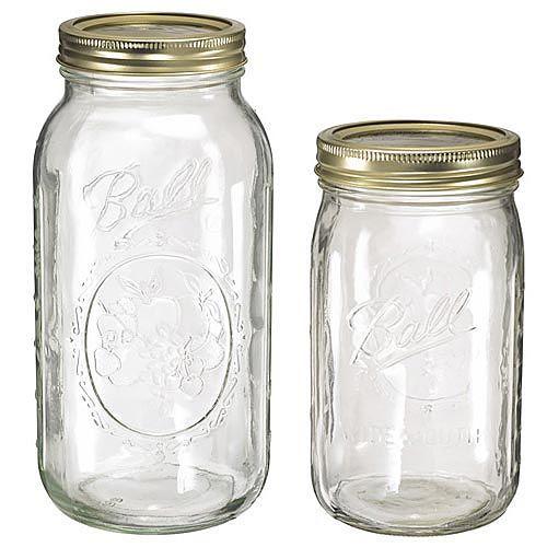 Great Place To Purchase 1 2 Gallon Jars In Bulk 64 Oz Ball Mason
