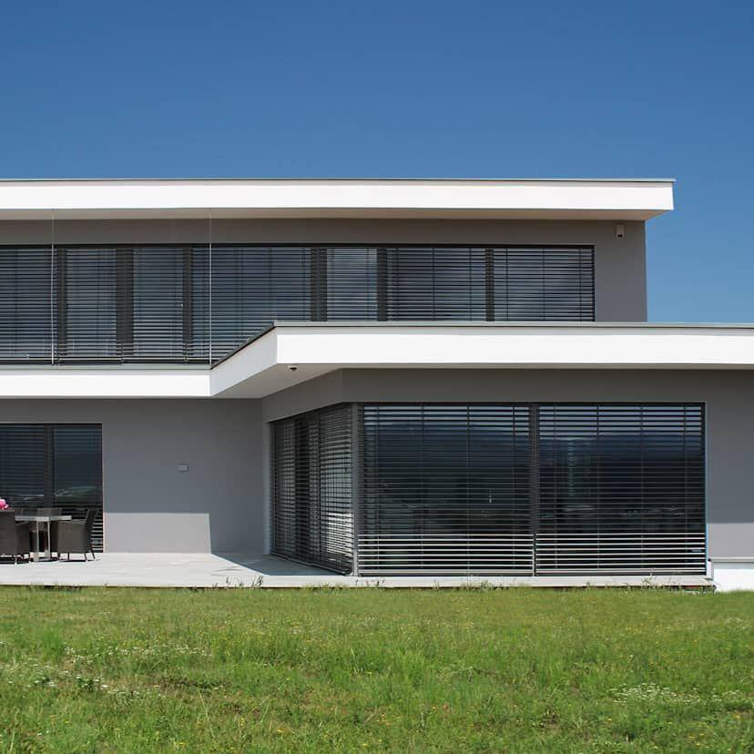Neubau Einfamilienhaus Flachdach: Unglaubliches Haus Für Die Moderne Familie