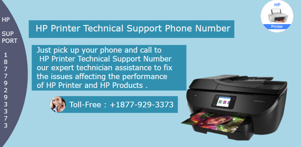 HP Printer Technical Support Phone Number 18779293373