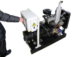 Low cost diesel generator for home backup power Diesel Generators