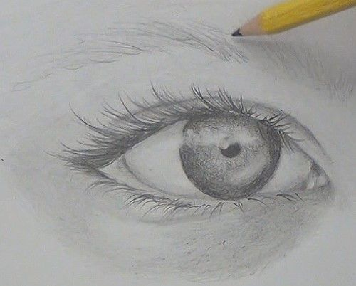 Free drawing lesson how to draw eyes online art lessons