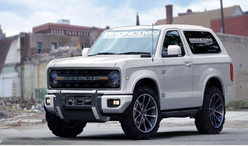 2020 Ford Bronco Price Release Date Engine And Specs Ford