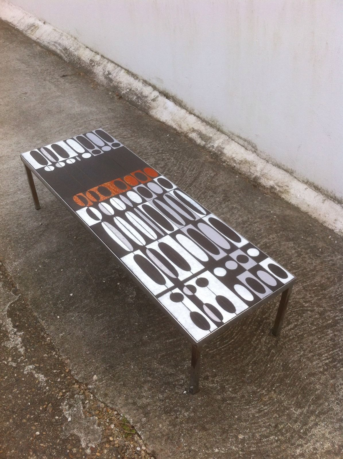 Table Basse DE Roger Capron | eBay