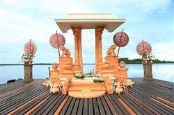 traditional wedding poruwa