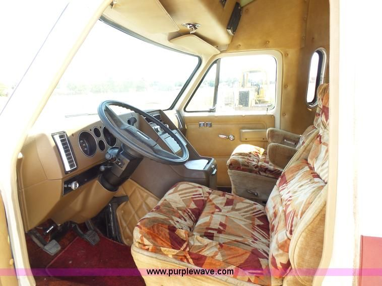 image for item K3091 1981 GMC Brougham RV | 1981 Ford Brougham