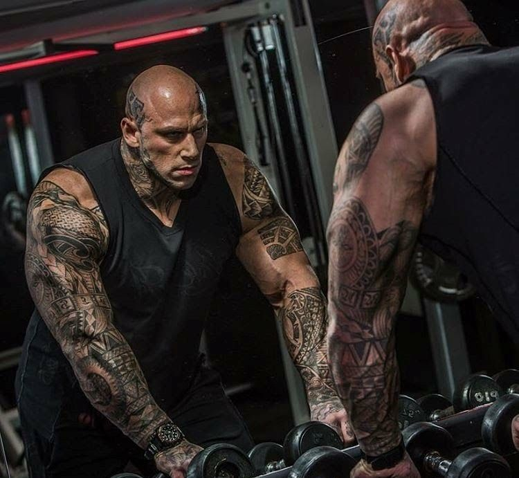 Martyn Ford Workout Pictures Bodybuilding Workouts