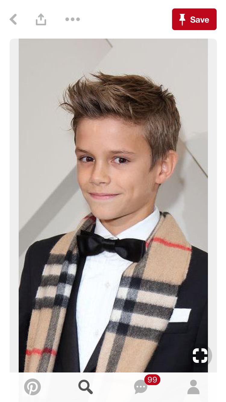 Boy hairstyle haircuts pin by alyssa payne on boys haircuts  pinterest