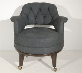 Beautiful Game Chairs On Casters By Monteverdi Young
